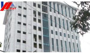 COV Vừa Ký Hợp Đồng Liền Tay, Đẩy Nhanh Tiến Độ Thi Công Toàn Bộ Vách Ngăn Vệ Sinh Tại Ban Cơ Yếu Chính Phủ