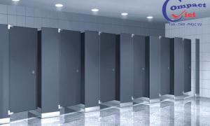 Tiêu chuẩn kỹ thuật của vách ngăn vệ sinh đạt chuẩn quốc tế